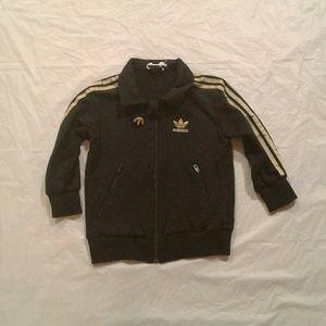 Toddler Adidas jacket.